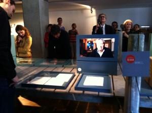 Polt-Ausstellung im Münchner Literaturhaus